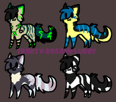 Design Adopts - CLOSED by Trinity-Dreamflurry