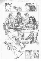 Miss Fury  Page 12 by MARCIOABREU7