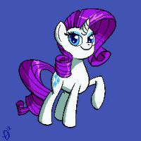 Pixel Rarity by ParadigmPizza
