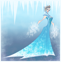 Snow Queen Ida by meeoh