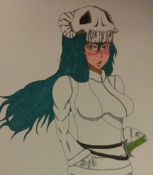 Neliel (Bleach) by Senteras90