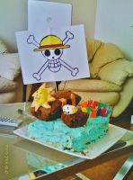 One piece cake attempt by IamNasher