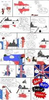 World War One: Colored by soso104