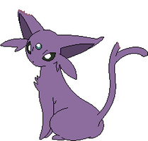Alwen The Espeon by CoolioGirl1