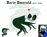 Eerie Emerald Through the Years by AntrB