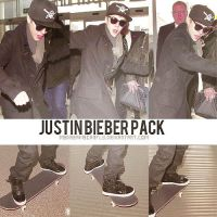 Pack 002-Justin Bieber- by Mydreamscanfly