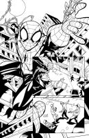 MA Spidey page by greenestreet