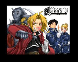 FMA for Friends by lince