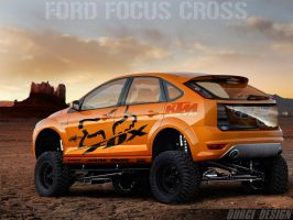 Ford Focus Cross_D.U.R.C.I by DURCI02