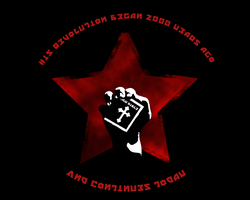 His Revolution Continues by Linkz57