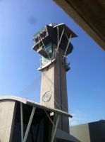 Tower LAX Int. Airport by thor113