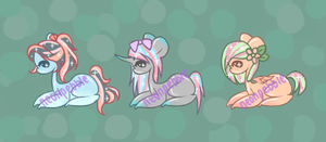 Pony Adopts [CLOSED] by NeonPebble