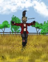 The New Scarecrow by Geistjager