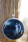 In The Garden Pendant by ThisYearsGirl
