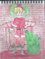 Finland Merry Christmas by guardianarchangel