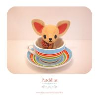 Chihuahua PDF Pattern by Patchlins