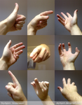 Hand References 1 by StyrbjornA