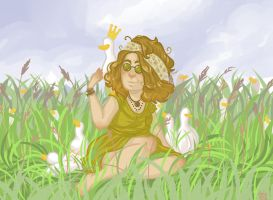 the goose lady by undeadpotato