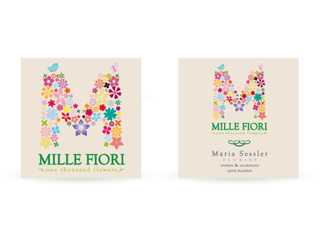 LOGO - Mille Fiori by Moskikat