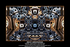 overt ostentation by fraterchaos