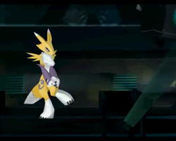 Renamon Techno Dance by NyinxDeLune