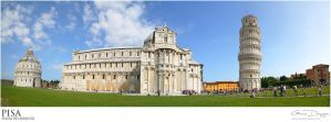 Pisa - Piazza Dei Miracoli by gdphotography
