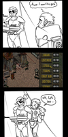 Fallout 2 logic by Mikkynga