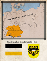 South German Confederation by otakumilitia