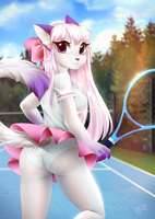 Tennis by Dannyckoo