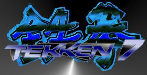 Tekken 7 - Logo by LA-Laker