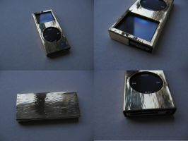 Protective case for iPod nano by timjo