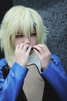 Playing the harmonica. by AkiraxShiki