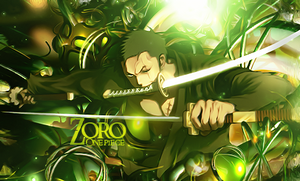 Zoro by FoXusWorks