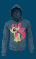 Applebloom Sweatshirt by Disillusioned2