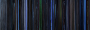 Event Horizon Movie Barcode by naesk