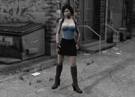 Grainy RE3 by grenadeh