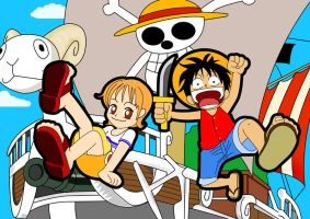 One Piece by Artemode