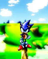Sonic CD 'You Can do Anything' by GBlastMan