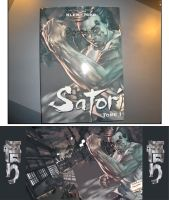 SATORI 1 Book by Kanthesis