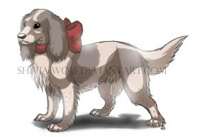 Spaniel by shivia-wolf