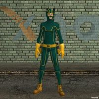 XNA Kick-Ass by X-N-A