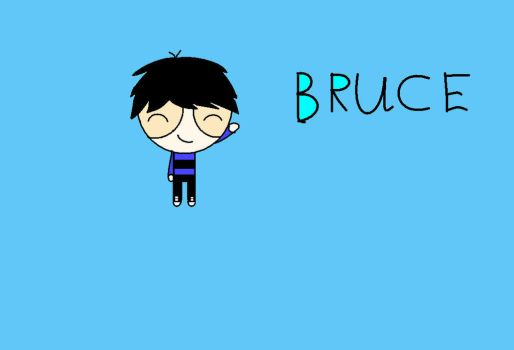 Bruce by whatsupfriend1