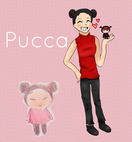 Pucca by QueenIntrovert