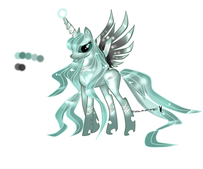 Ghostsoul  adoptable Auction CLOSED USD or points by Astruma