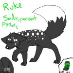 Ruke-Reference sheet by XxHoneywingxX
