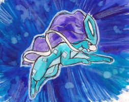 Suicune by Zoorka