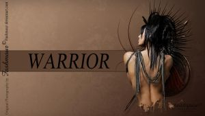 Warrior wallpaper by Rafido