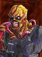 Sketchcard PXZ Nemesis by fedde