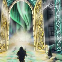 Gates of Valhalla by Feivelyn