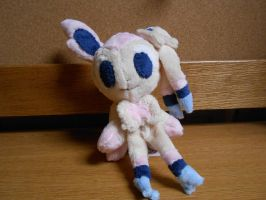 Week 12: Sylveon by theamazingwrabbit